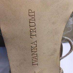 Ivanka Trump Gladiator Style Sandals NWOT